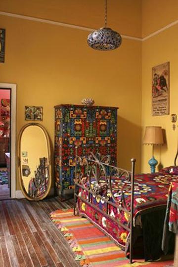 combinaciones de pinturas para casas amarillo