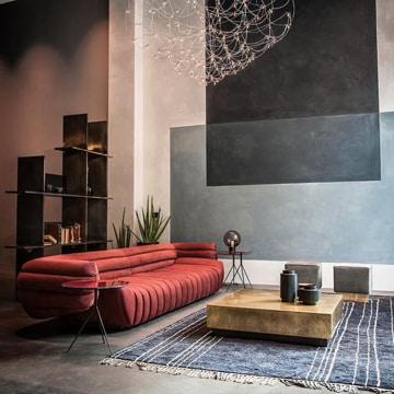 combinaciones de pinturas para casas salon