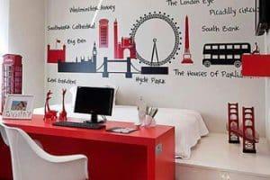 Como decorar habitaciones pequeñas para adultos y niños