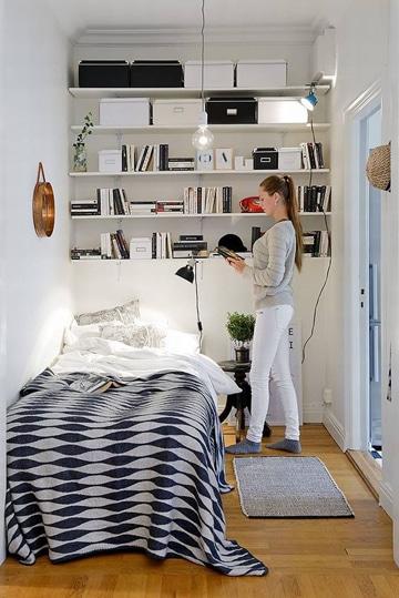como decorar habitaciones pequeñas adulto