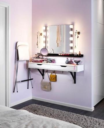 como decorar habitaciones pequeñas juvenil