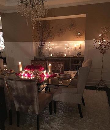 Como preparar una cena romantica en casa facil de hacer - Decoracion cena romantica ...