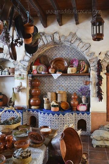 decoracion de casas antiguas cocina