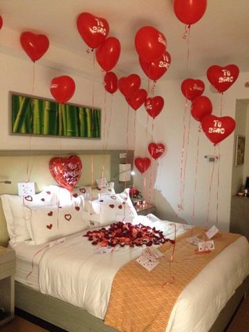 Manualidades arreglos y decoraciones para el 14 de febrero for Decoracion para pared san valentin