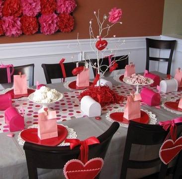 Ideas de decoraciones para el dia del amor y la amistad for Decoracion amor y amistad oficina