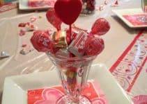 Ideas de decoraciones para el dia del amor y la amistad