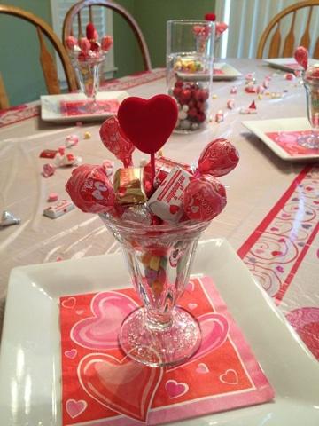 decoraciones para el dia del amor y la amistad copa