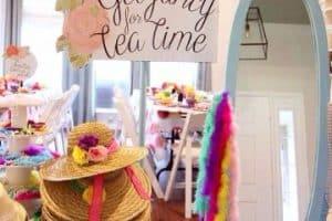Decoracion e ideas para cumpleaños de nena o niña de 10 años