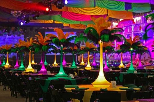 imagenes del carnaval de brasil palmeras