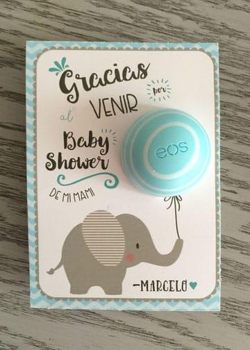 recuerditos para baby shower faciles de hacer