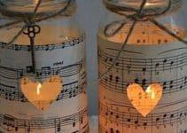 Ideas de souvenirs con frascos de vidrio para decorar