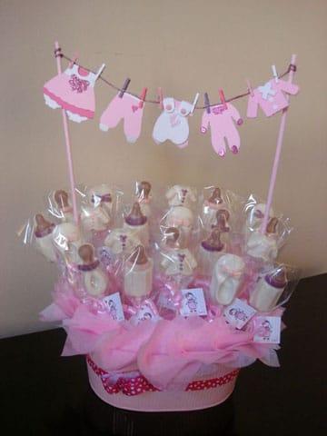 souvenirs para bautismo de nena sencillos