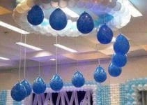 Como hacer arreglos de globos para fiestas infantiles