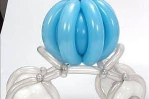 Como hacer formas con globos y figuras para cumpleaños