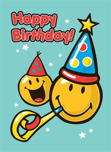 emoticones de feliz cumpleaños gratis