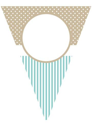 etiquetas para baby shower editable