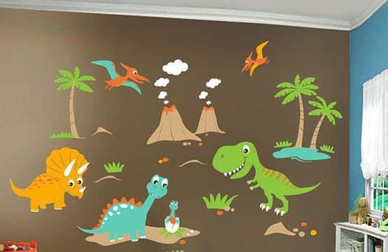 imagenes de dinosaurios infantiles decoracion