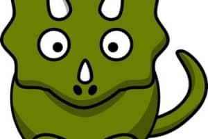 Imagenes de dinosaurios infantiles para niños de preescolar