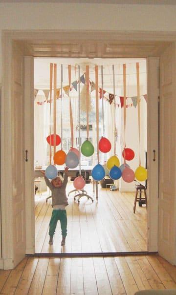 imagenes de fiestas infantiles con globos