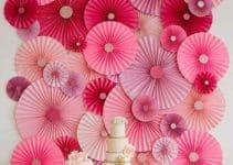 Como hacer adornos de papel para fiestas de manera facil
