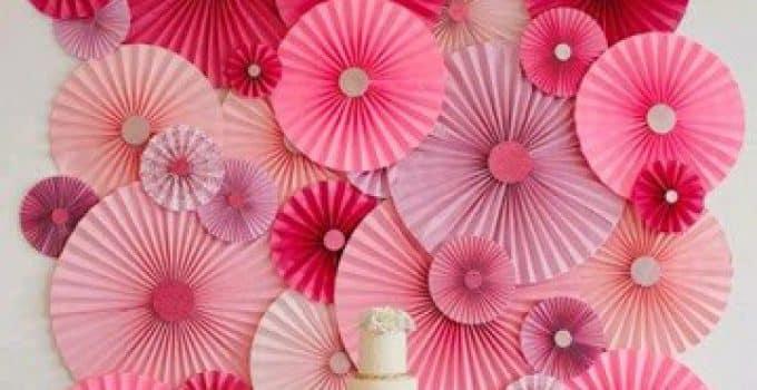 excellent como hacer adornos de papel para fiestas de manera facil with adornos de papel para fiestas