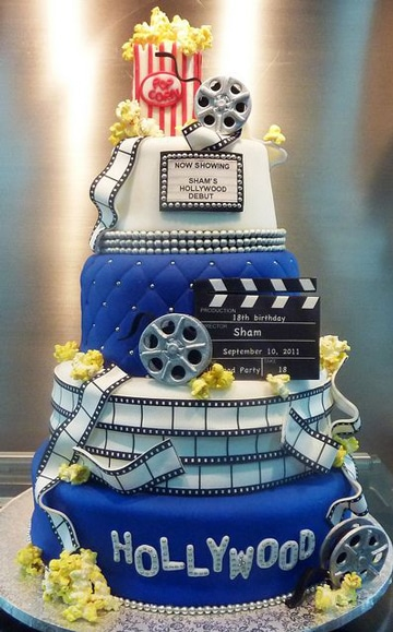 cumpleaños tematicos para adultos cine