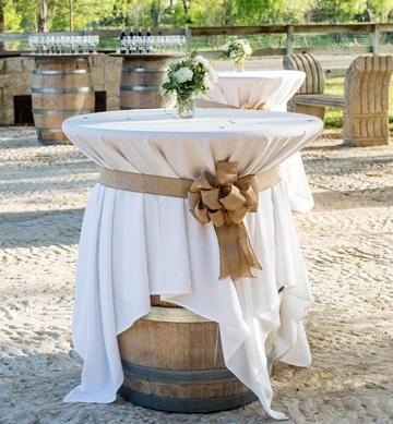decoracion matrimonio campestre mesa