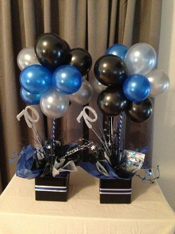 Variedad de decoraciones para hombres de cumplea os for Decoraciones para cuartos de hombres