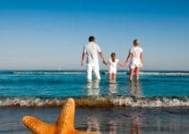 Temporada de vacaciones e ideas de fotos en la playa