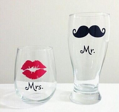 souvenirs para casamiento originales copas