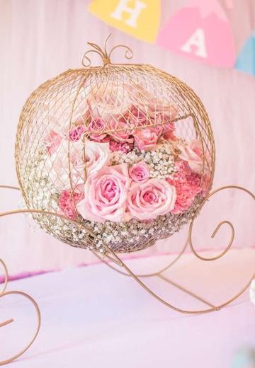 arreglos florales para quinceañeras ideas faciles