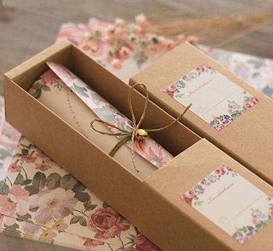 como hacer tarjetas de boda estilo europeo