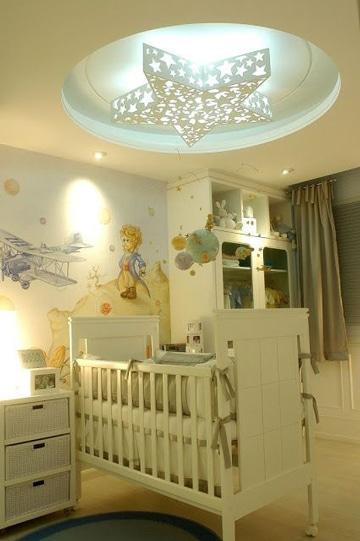 cuartos de bebes recien nacidos iluminacion