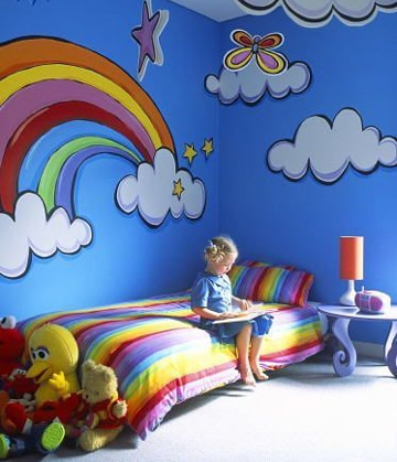 dibujos para decorar cuartos infantiles