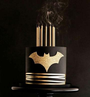 diseños de tortas para hombres de batman