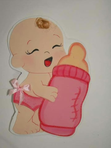 figuras de fomi para baby shower ideas