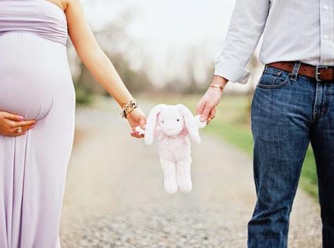 fotos bonitas de embarazadas en familia