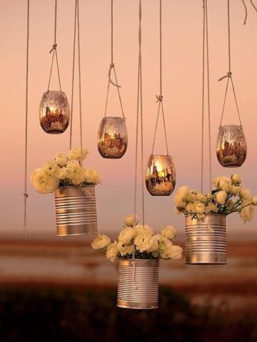 ideas para bodas economicas de reciclaje