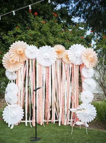 ideas para bodas economicas decoracion