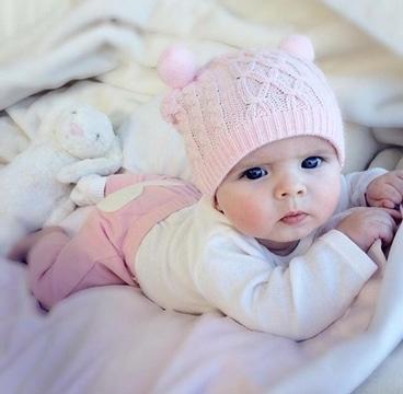 imagenes de bebes mujeres tiernas