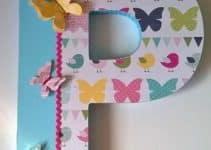 Ideas e imagenes de letras decoradas para decoracion