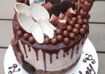 Originales decorados y modelos de tortas de cumpleaños