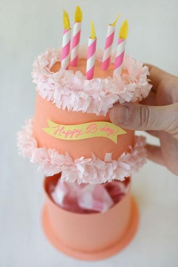 cajitas de carton para dulces creativas