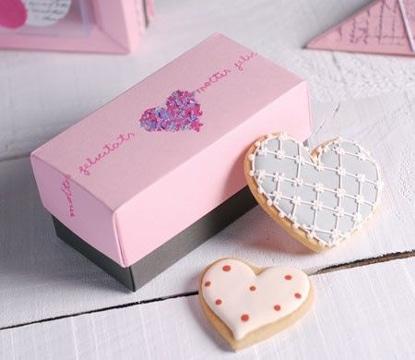 cajitas de carton para dulces de regalo