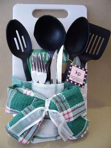 centros de mesa para te de cocina sencillos