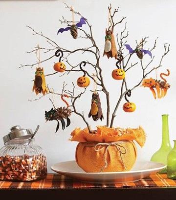 Ideas para decoracion e imagenes de fiestas de halloween - Adornos de halloween ...