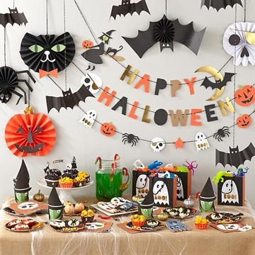 Ideas para decoracion e imagenes de fiestas de halloween - Decoracion fiesta adultos ...