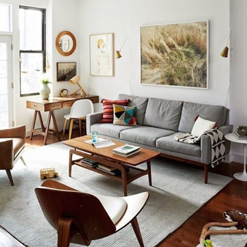 mesas pequeñas de madera muy lindas