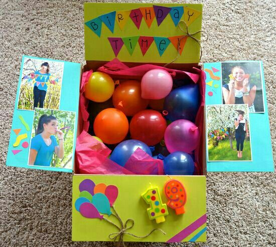 regalos sorpresa de cumpleaños originales