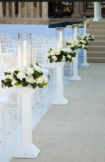arreglos de flores para iglesia elegantes